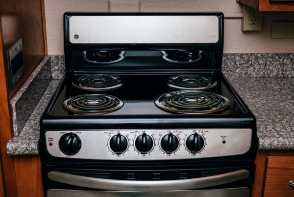 Esperanza Apartments' kitchens have been fully modernized with brand new stainless steel Energy Star appliances.