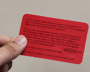 Mission Housing Development Corporation | red card