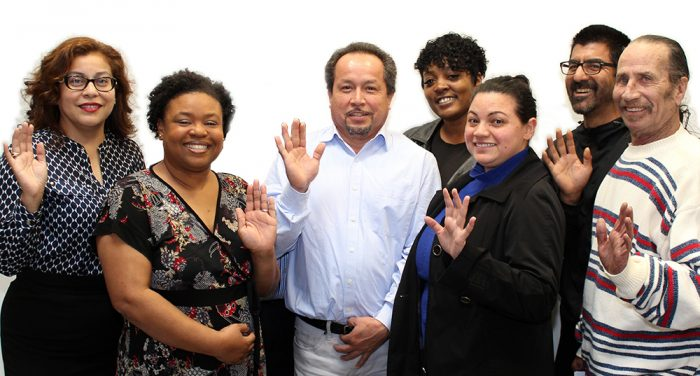 Mission Housing Development Corporation | Resident Services team